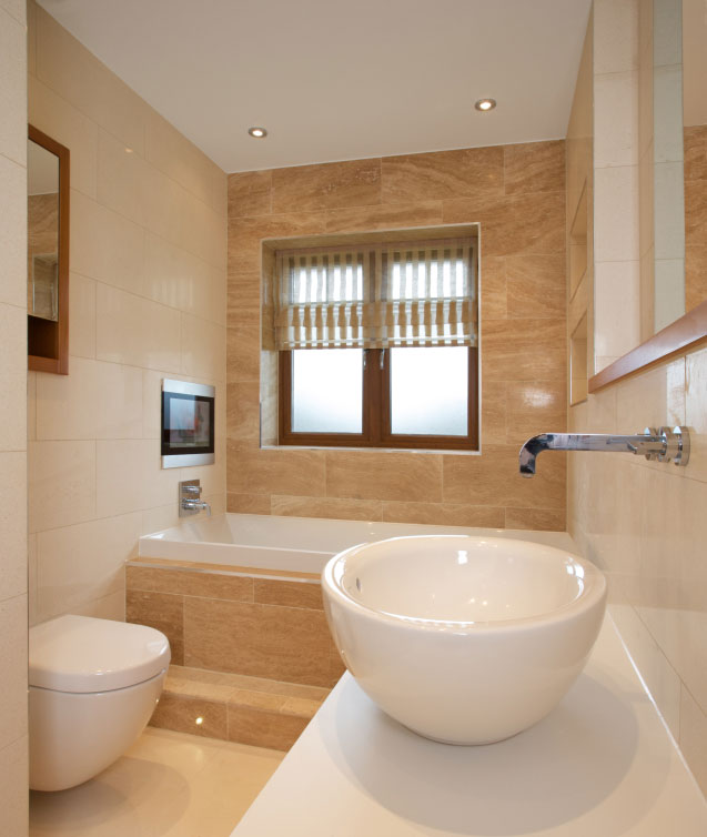 ... Luxury Bathroom Installed In Haddington ...